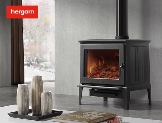 E30系列独立式燃木壁炉