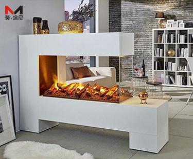 莫洛尼3D-1200雾化电壁炉