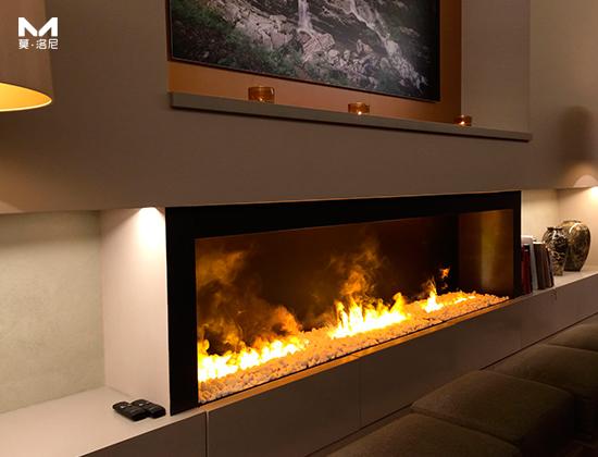 7招教会你如何使壁炉与电视完美结合
