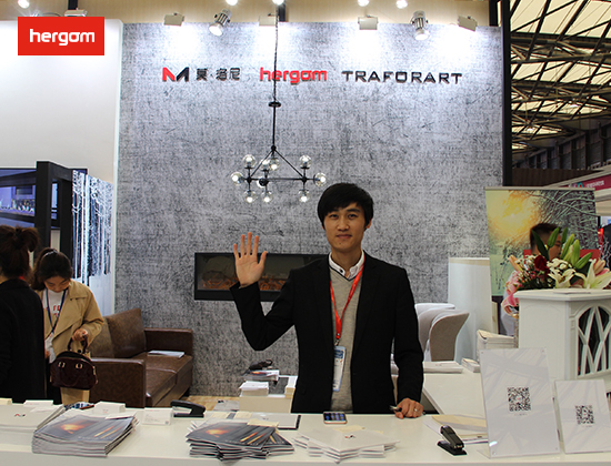 莫洛尼壁炉—参加2017年上海国际酒店以及设计展览会汇总
