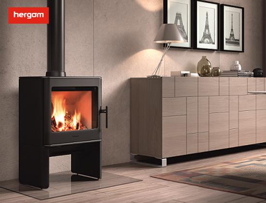 E40经典款燃木壁炉(别墅壁炉)