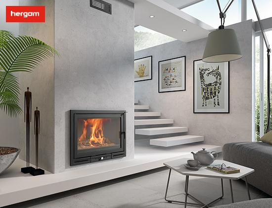 【浙江杭州】香榭里悦山园高总购买我司HGB-70燃木壁炉