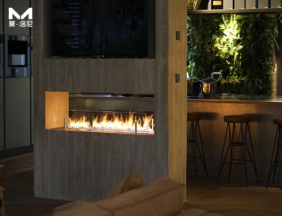 安装壁炉的优点分析