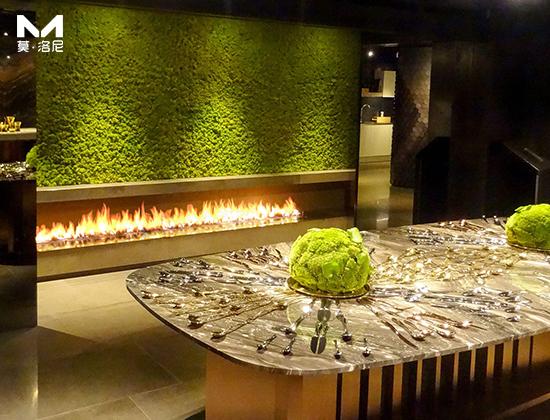 真火壁炉与空调的区别是什么?