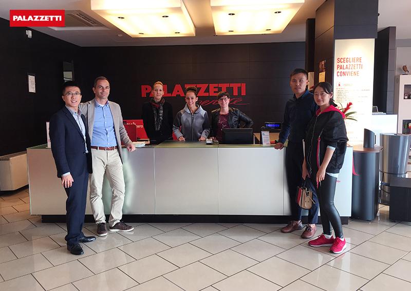 MOLONEY携手意大利燃木4001百老汇会员登入品牌PALAZZETTI进入中国市场