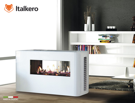意大利Italkero燃气壁炉 Milano fireplaces furniture