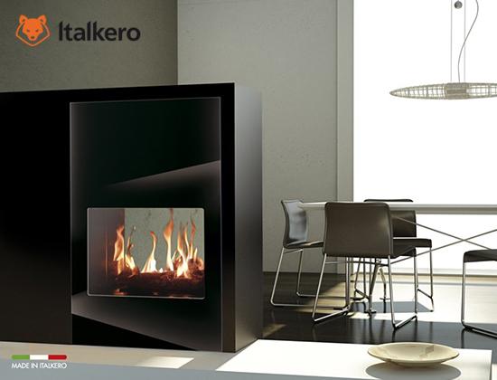 Torino 70 型燃气壁炉