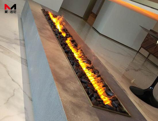 【浙江省温州市】客户温州意达进出口有限公司林小姐采购我司3D-1200雾化壁炉两台