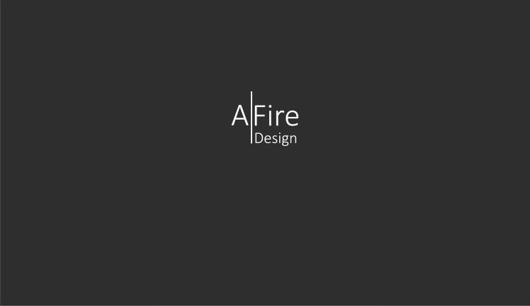 A-FIRE酒精壁炉