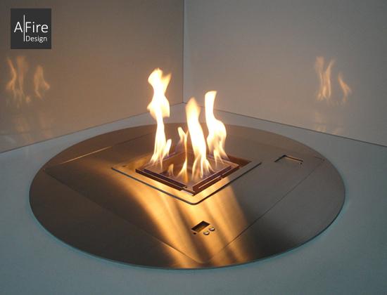 英国A-fire智能酒精壁炉品牌 BC50 与BR72系列