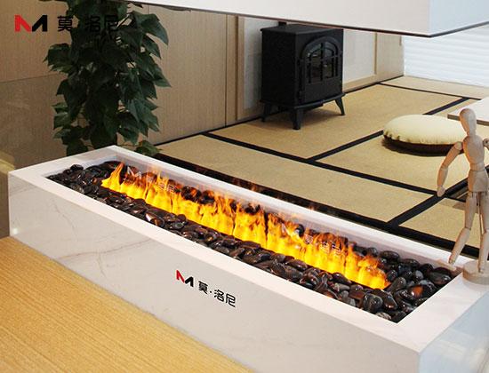 1200 / 1400 / 1600 / 1800 3D霧化電壁爐