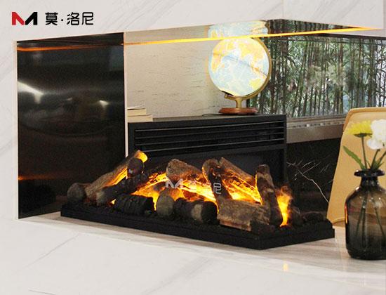 500 /800 /1000 3D霧化電壁爐