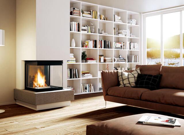 室内设计进阶指南:壁炉的位置