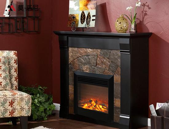 moloney/莫洛尼品牌YN-690嵌入式电壁炉芯(样板间壁炉)