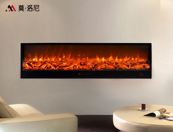 YN-2000取暖电壁炉芯(酒店壁炉)