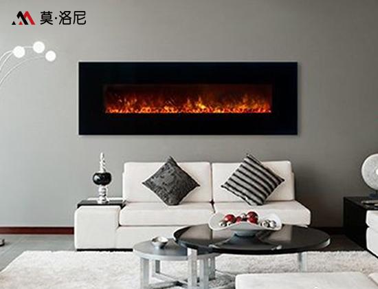 YN-G01悬挂式电壁炉(樣板間壁爐)