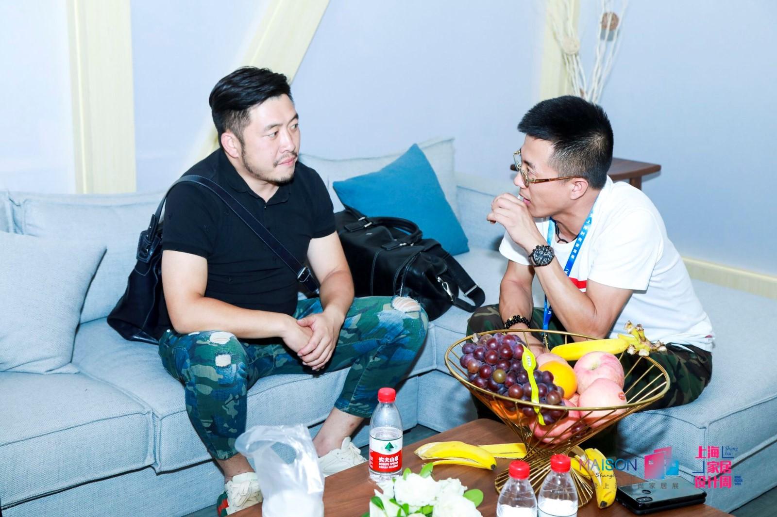 莫洛尼壁炉2018摩登上海时尚家居展首日:超高颜值的展会现场,看看你错过了什么!