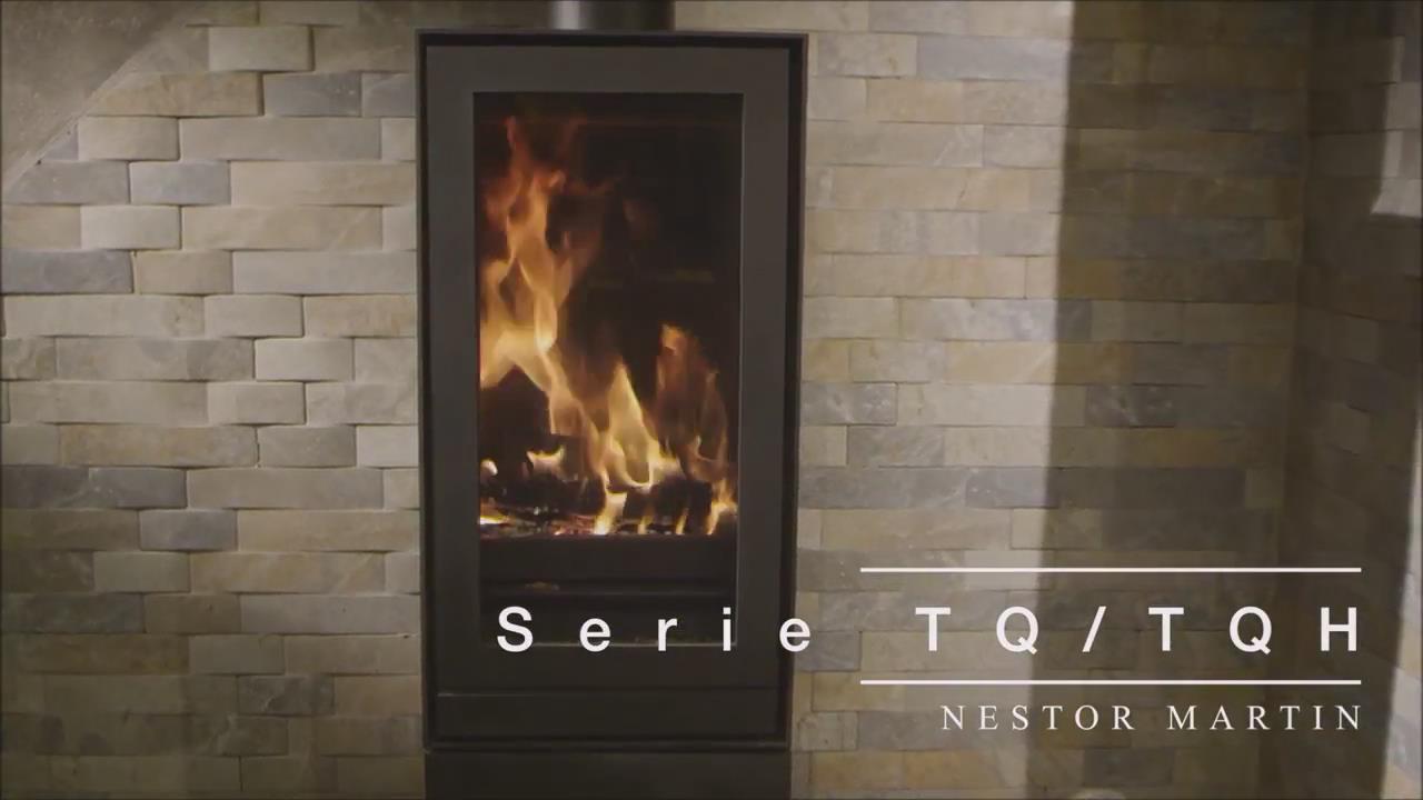 比利时NestorMartin品牌燃木壁炉