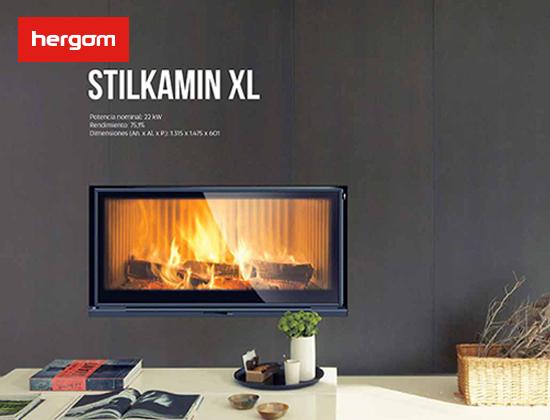 STilkAmin 系列 燃木壁炉