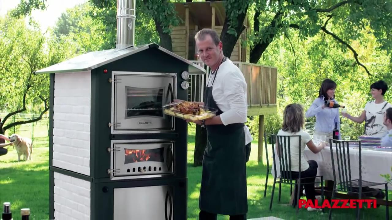 PALAZZETTI品牌燃木壁炉给您体验不一样的温馨惬意