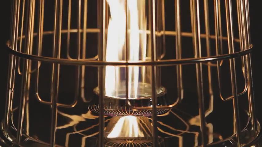 dolcevita系列顶级燃气壁炉