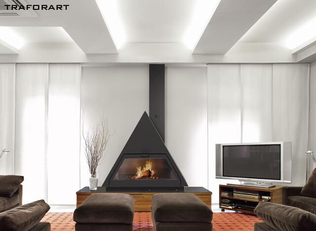 房子大于80平的必有它,能观火,能取暖,还能品味那逝去的情怀