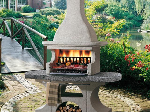 严肃!这可是自建户外烧烤壁炉的指导性方法