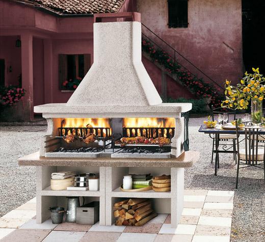 户外壁炉与园林设计搭配高阶晋级篇