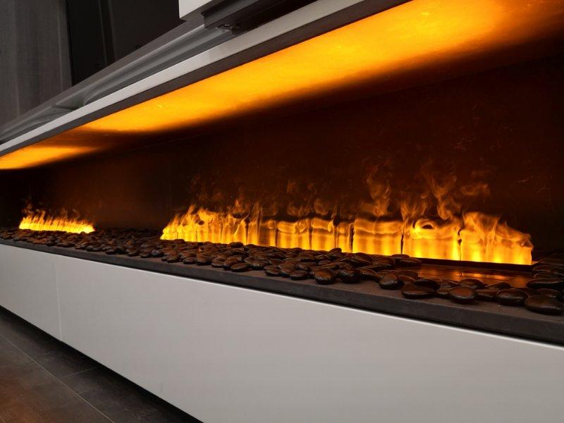 【江西省】杨先生购买我司3D雾化壁炉