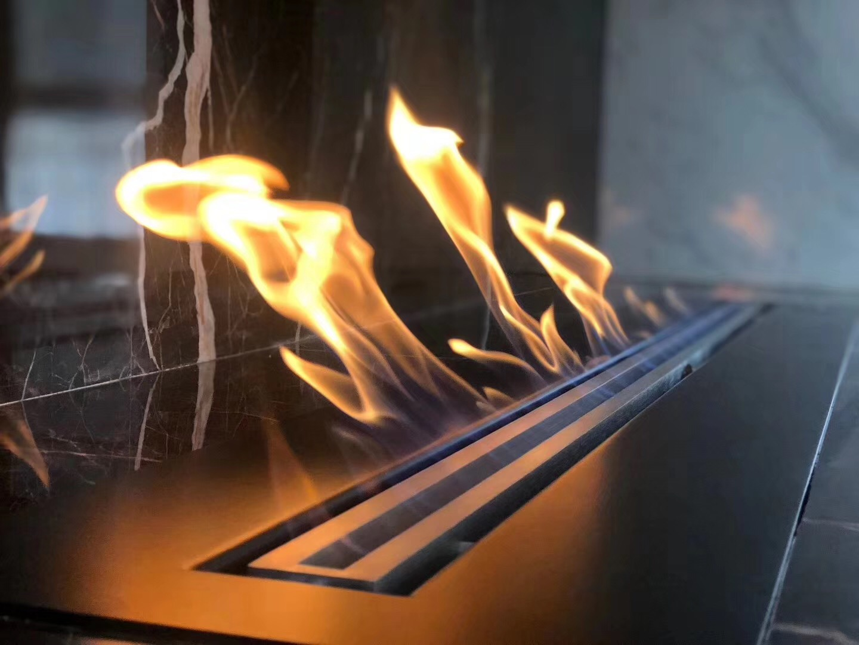 【浙江省】杭州市诸暨燃气公司采购我司壁炉