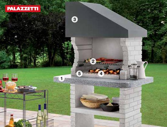 GOA 户外燃木壁炉