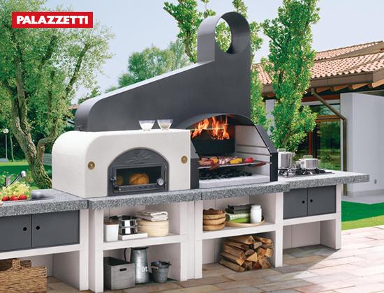 MAXIME 2 户外燃木壁炉