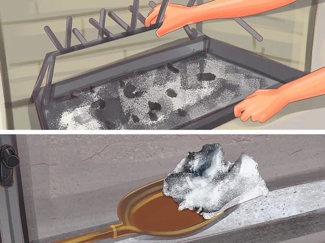 燃木壁炉的维护清理