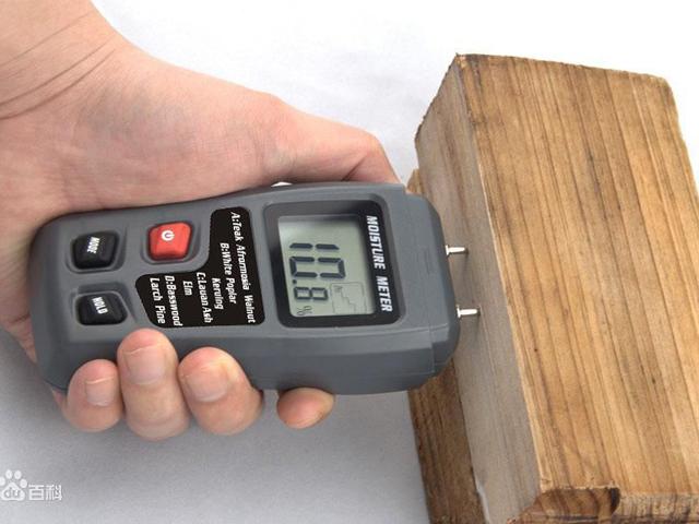何为木材含水率?