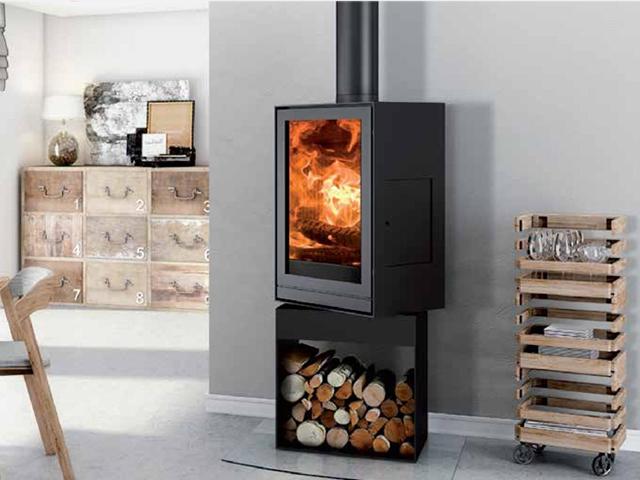 严肃!让我们来讨论单独使用壁炉取暖的可行性