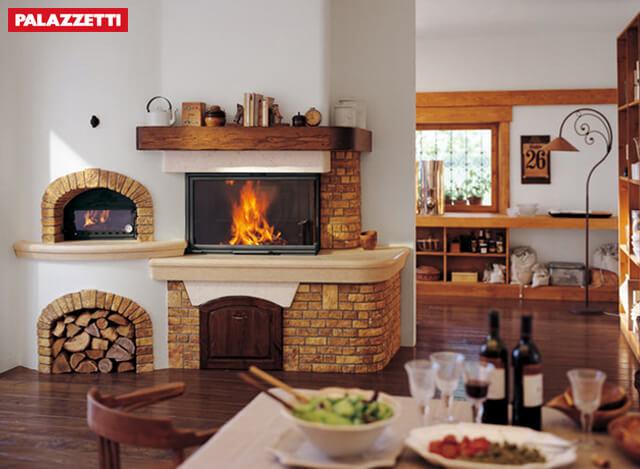 今年流行的燃木真火壁炉好吗安全吗