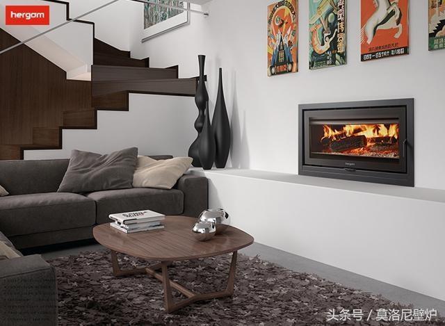 一次看够壁炉的12种搭配,意大利设计师力荐,点开便是赚到