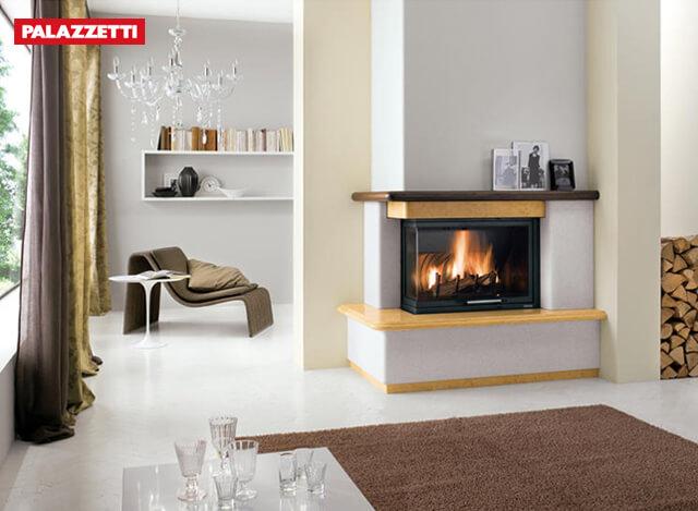为什么一定要用铸铁材质的柴火壁炉?