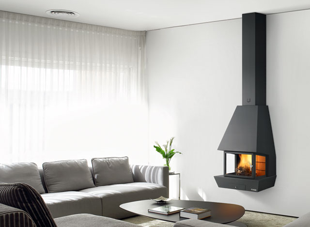 从6个方面,告诉你为何真火壁炉全方位碾压空调同电暖气