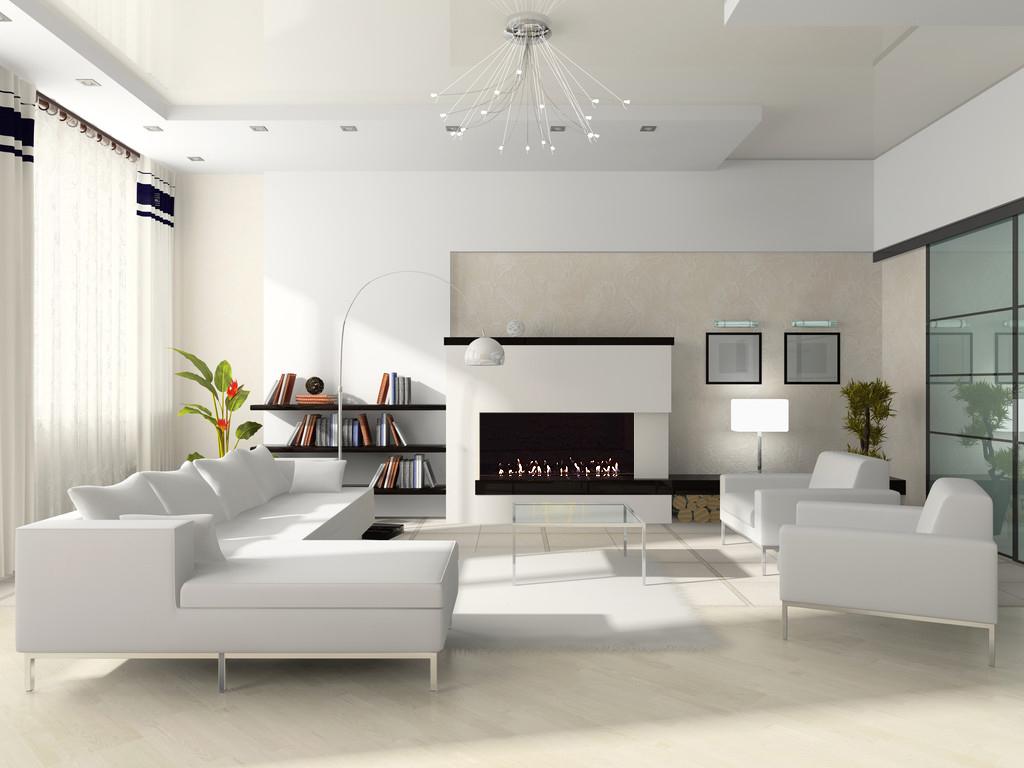 颠覆传统,商品楼、小户型也能拥有自己的真火壁炉!