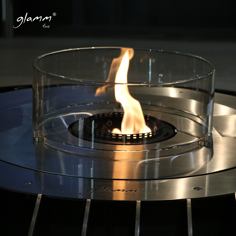 Mechanical Burners 手动燃烧盒
