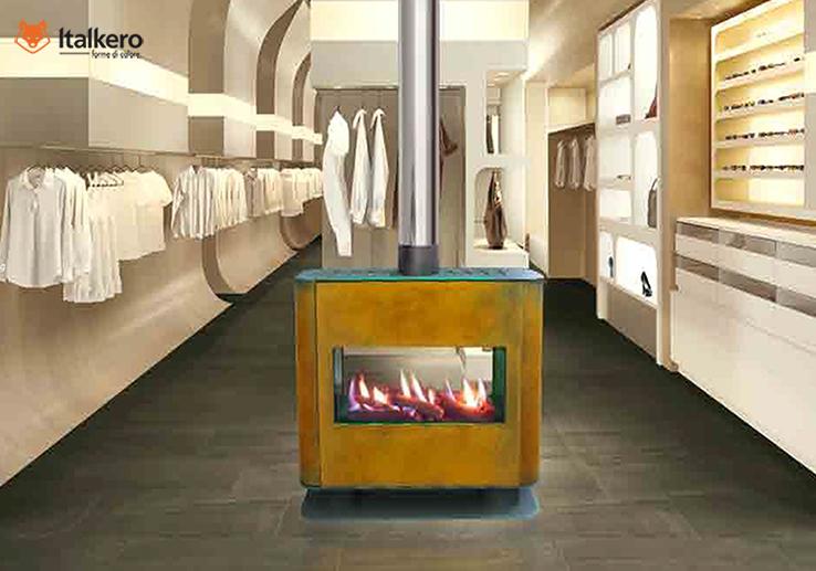 什么是燃气壁炉?我该如何使用它?
