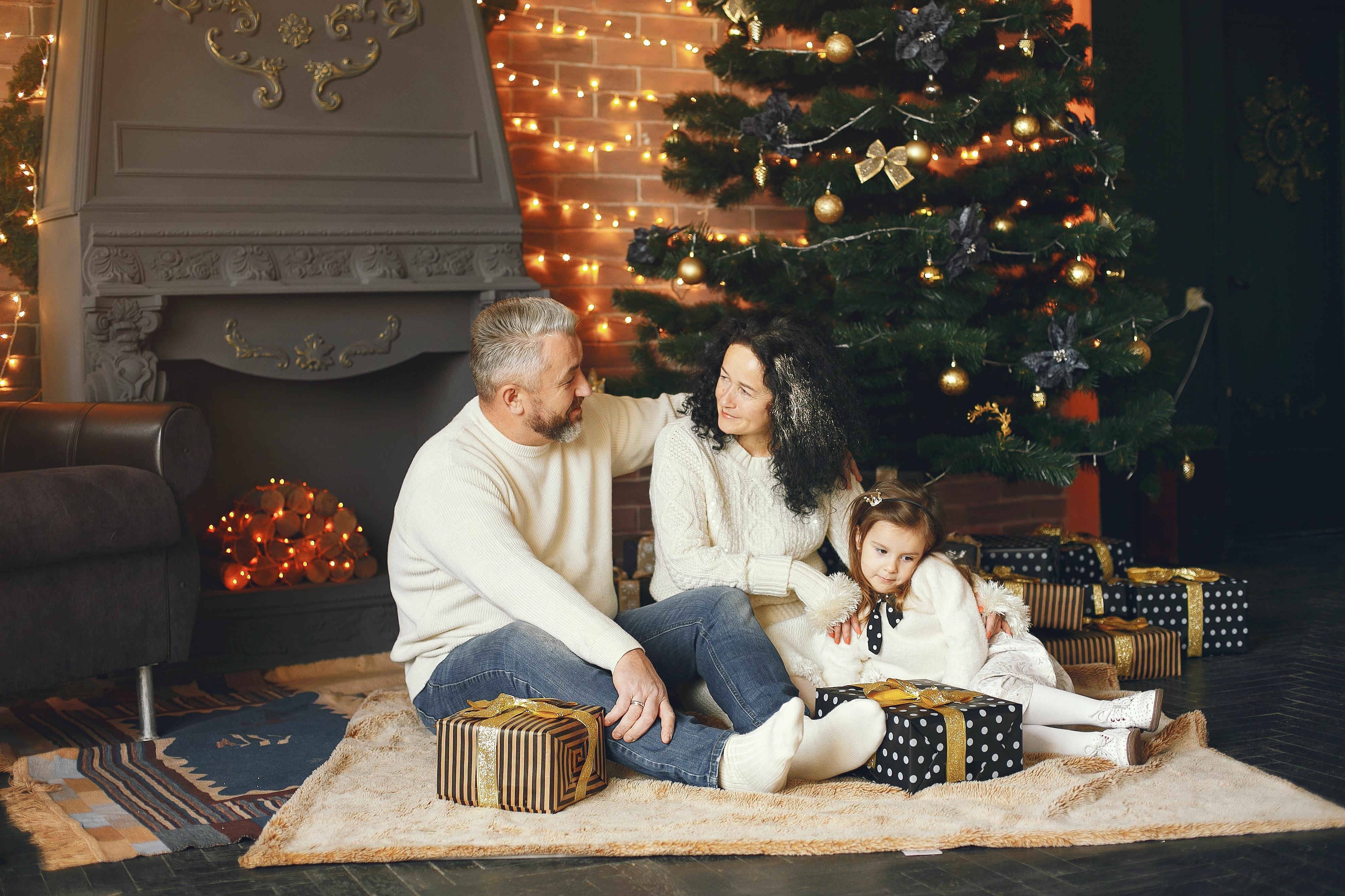 这个平安夜用13种方式装饰壁炉,再也不用单调过圣诞!
