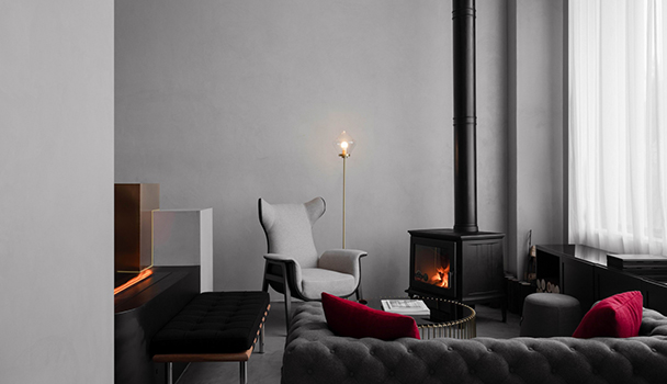 燃木壁炉产品案例