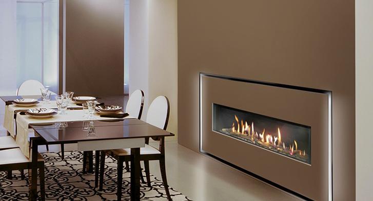 为家庭选择燃气壁炉的7个理由