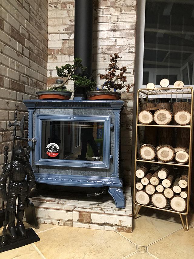 燃木壁炉安装位置