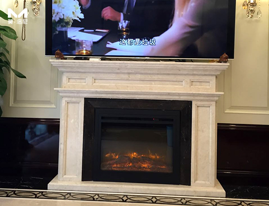【河南郑州】金水区徐先生采购我司两套电壁炉2016/5/22