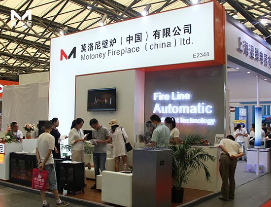 我司参加第18届上海国际别墅配套设施博览会