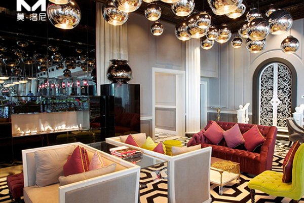 【厦门壁炉】世茂海峡大厦康莱德六星酒店与我司签订壁炉供货合同