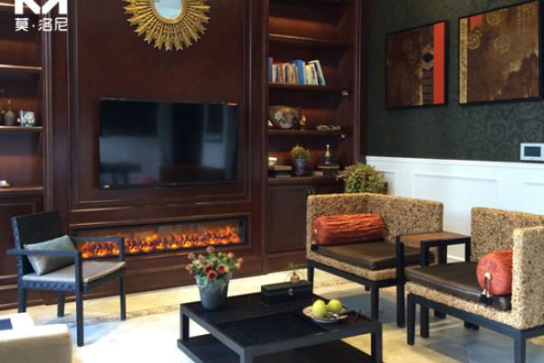 【格林豪泰酒店】与莫洛尼壁炉公司的签订长期供货协议